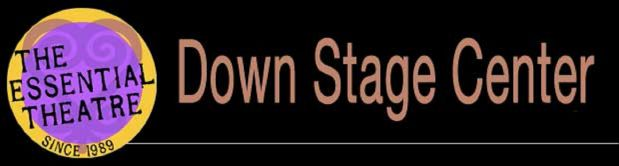 Official Company Logo Down Stage Center