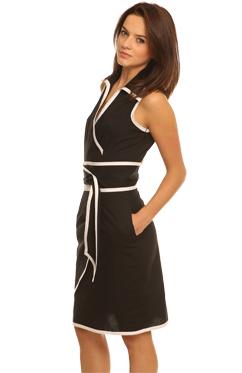 McKenzie wrap dress
