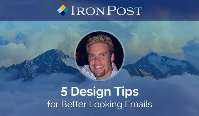 5 design tips from Rob Knapp