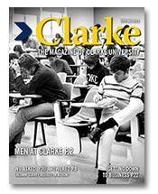 Clarke Magazine