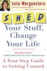 shed your stuff