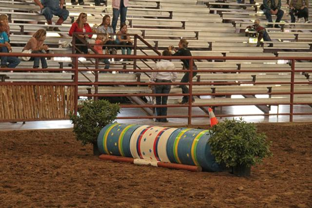 Worlld 2012 Barrel jump