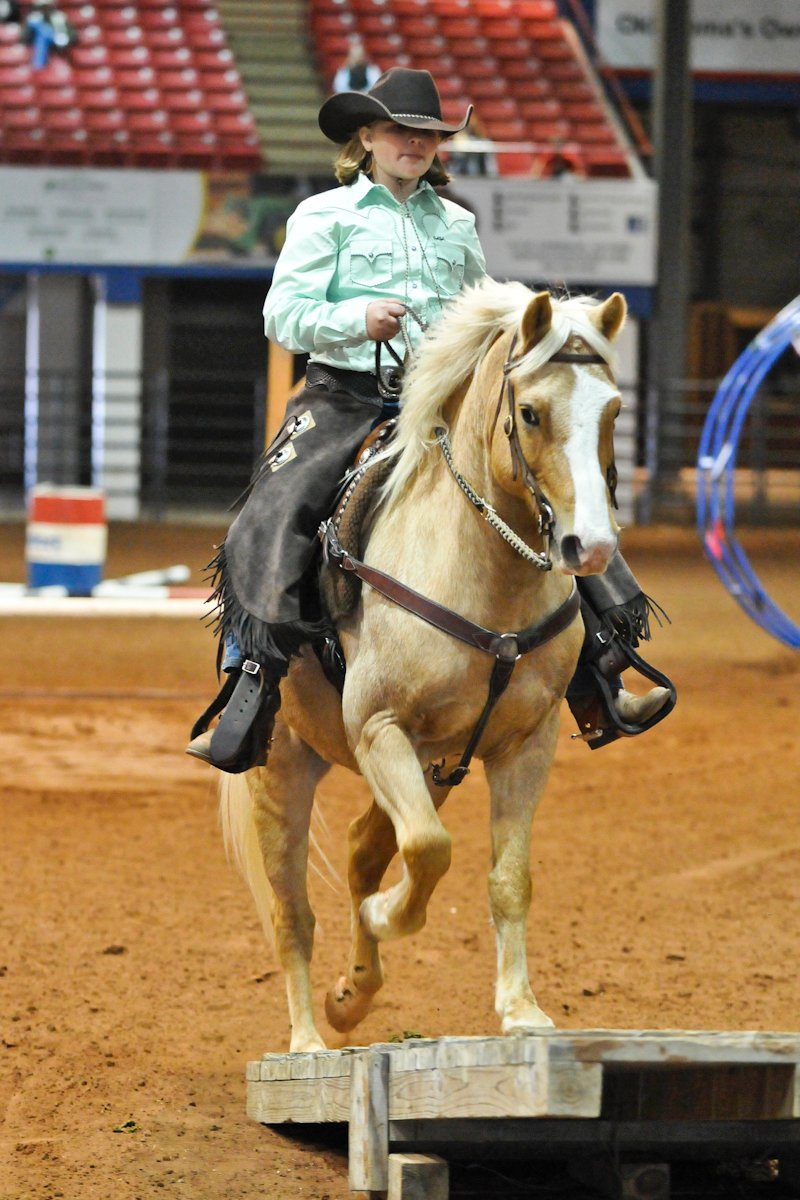 2011 World Champion Young Guns: Kora Bower