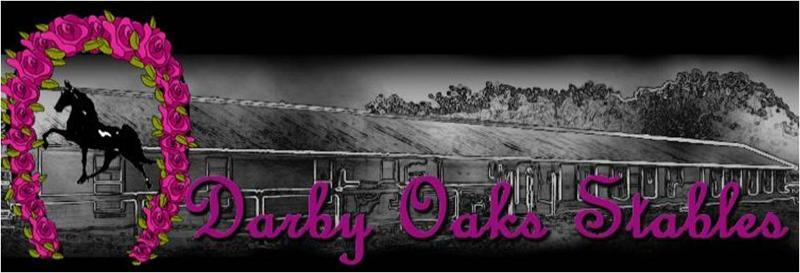 DARBY OAKS STABLES LOGO