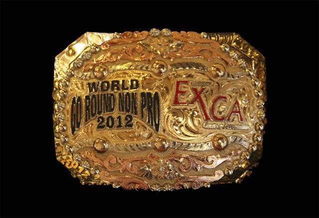 World 2012 Go Round uckle