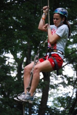 Ropes Course (Ariel Freed)