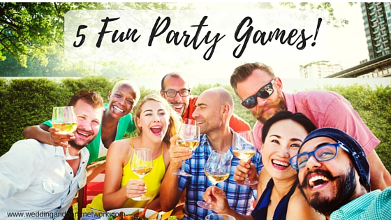 Marriage Is An Ancient Institution That Even Predates: 5 Fun Party Games