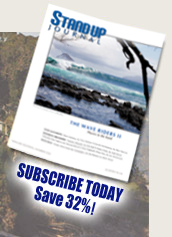 Subscribe to Stand Up Paddle Journal