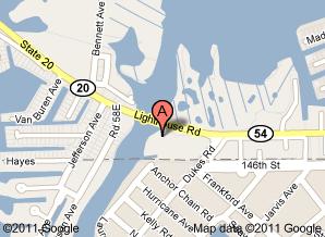 DBSA Google Map