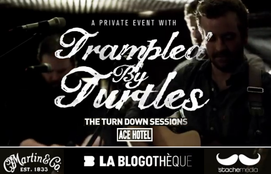The Turn Down Sessions with Trampled By Turtles