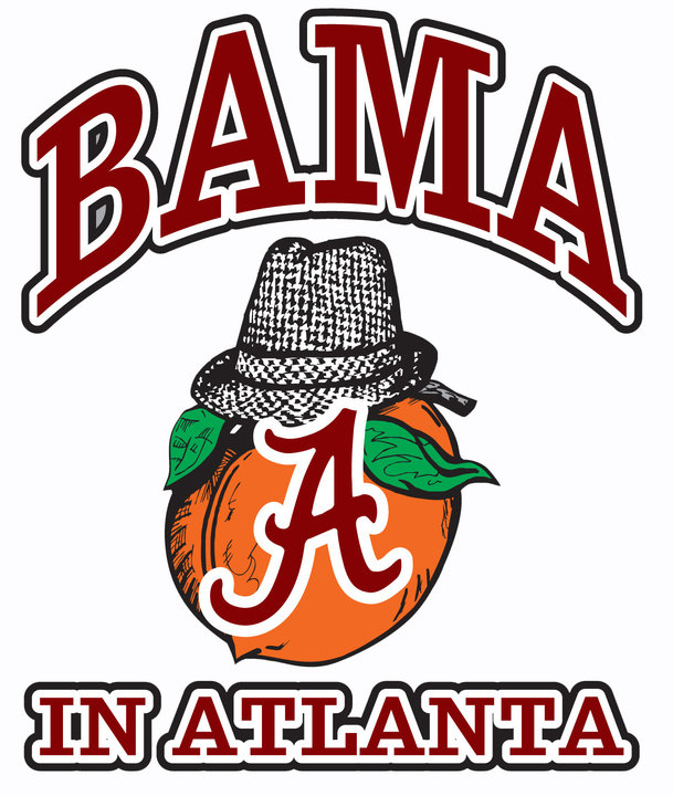 Bama in Atlanta Logo