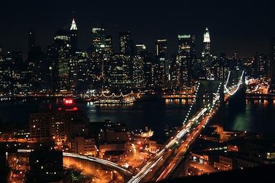 NYC bridge