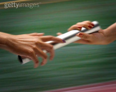 runners baton
