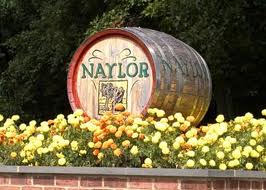 naylor winery with barrel