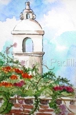 antigua cupola cynthia