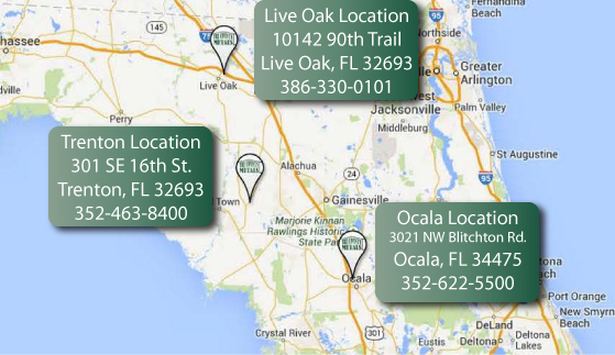 Tri County Metals Can Serve All Of Your Metal Roofing Needs With Locations In Ton Live Oak And Ocala