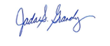 Jada Grandy Signature