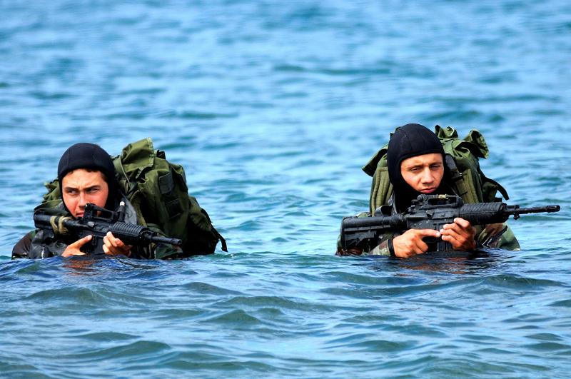 underwater operations