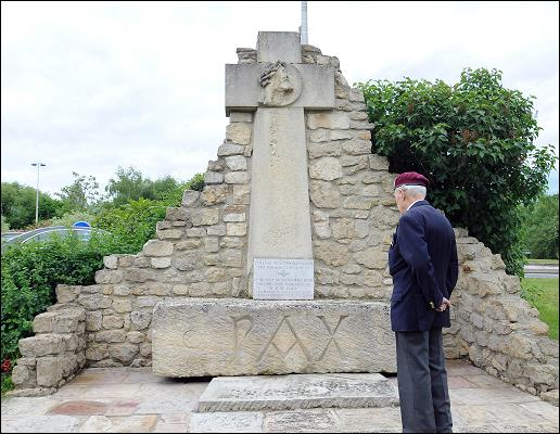 7th Par memorial