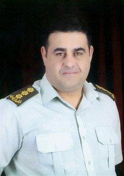 Jordanian intel chief