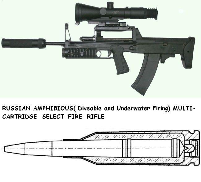 UW Gun And Bullet
