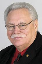 Delegate Larry Barker