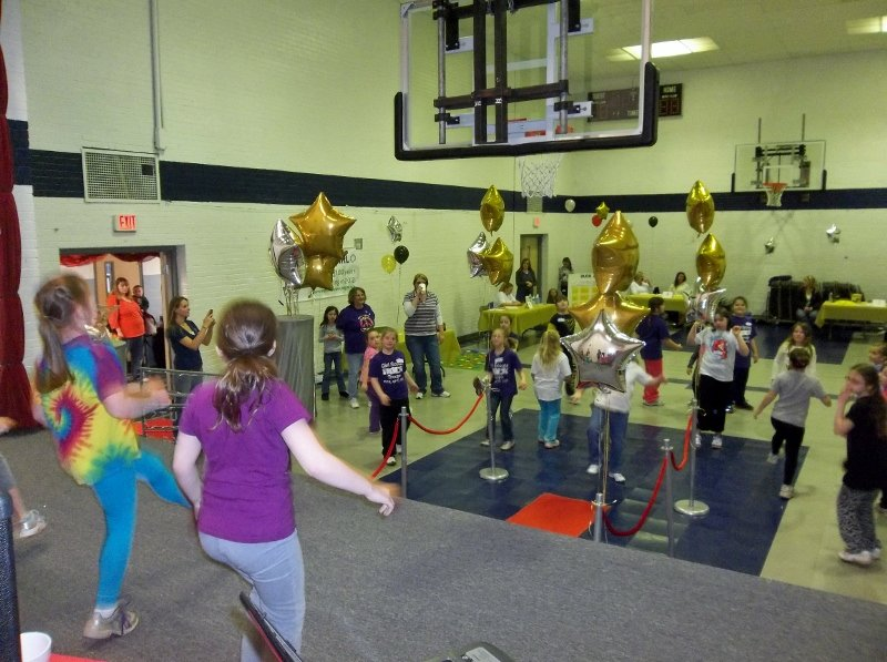 Girl Scouts Fits Inn - ZUMBA
