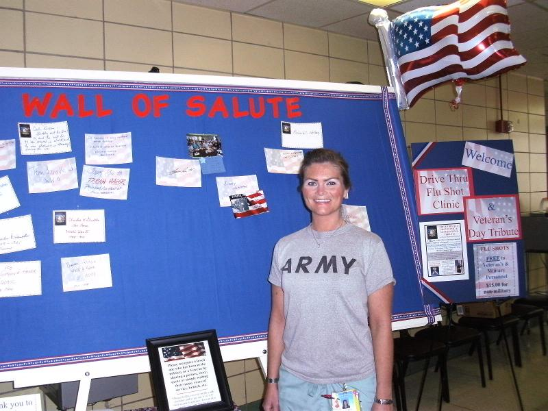 Veteran's Day/Flu Shots 2011-Tarah Hager