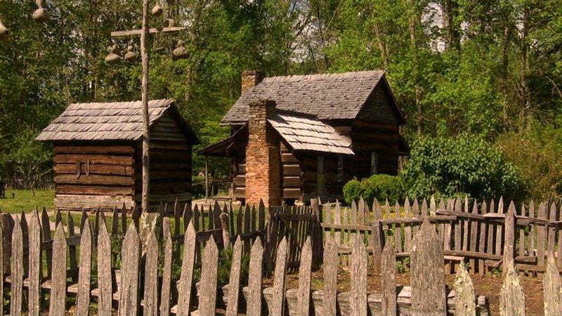 mountain farm museum valerie polk