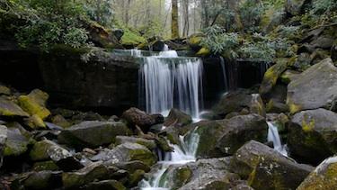 waterfall gary wilson