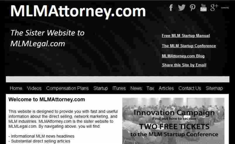 MLM Attorney