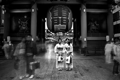 Two Kimonos