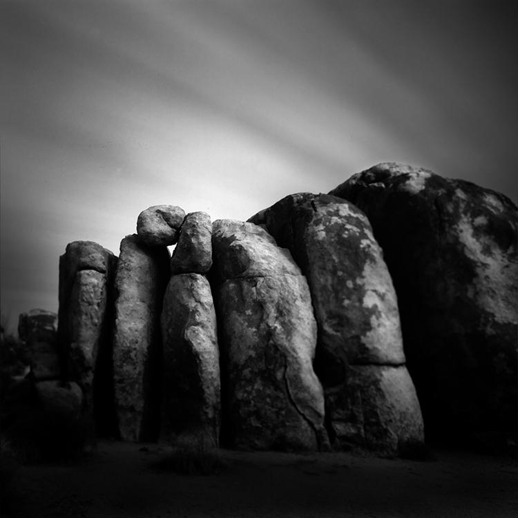 Ancient Stones No 5