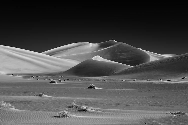 Dunes of Nude No. 75