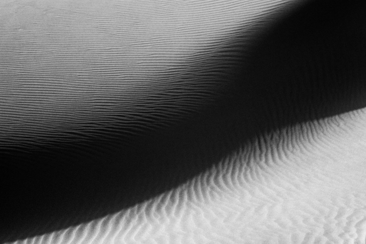 The Dunes of Nude No. 7