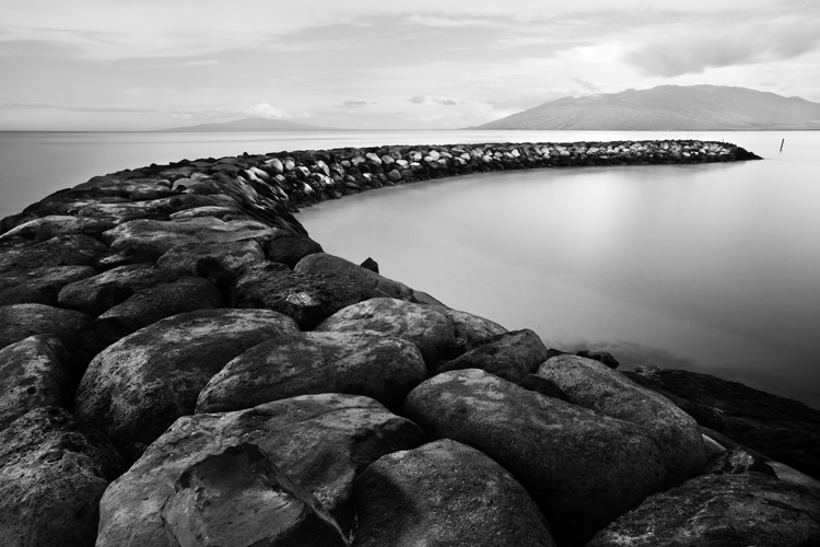 Stone Jetty, Kihei No. 1