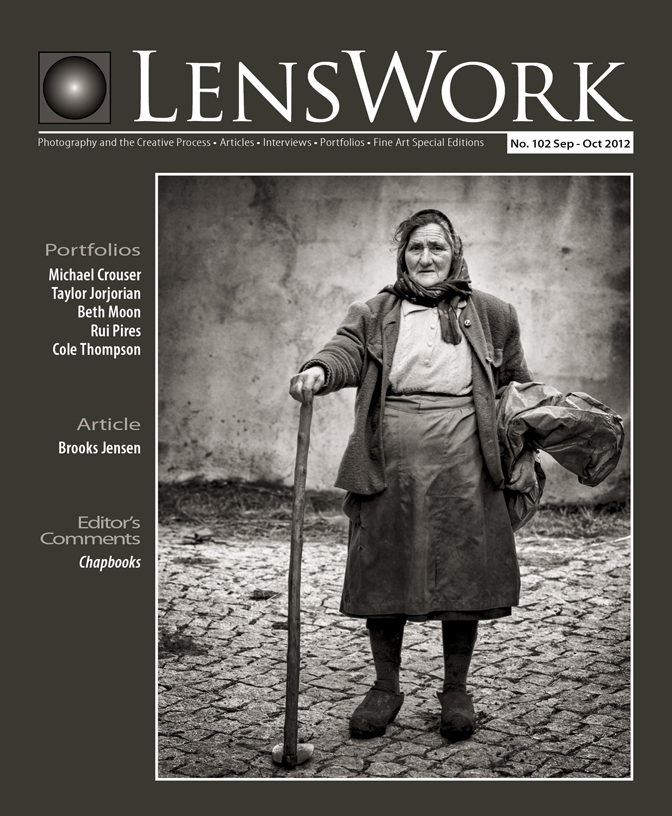 lenswork issue 102 cover