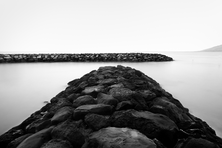 Stone Jetty No. 2, Kihei