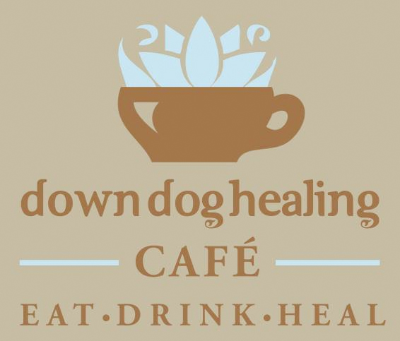 Down Dog Cafe Logo