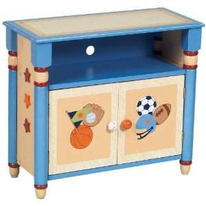 Lamb & Ivy Sport Cabinet