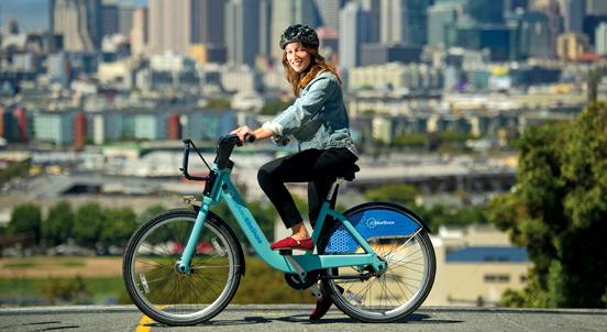 Bikeshare Membership >