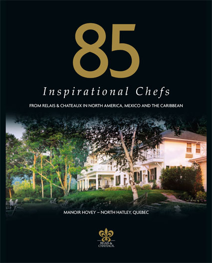 Manoir Hovey Cookbook