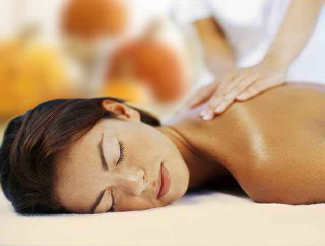 Shea Pumpkin Massage