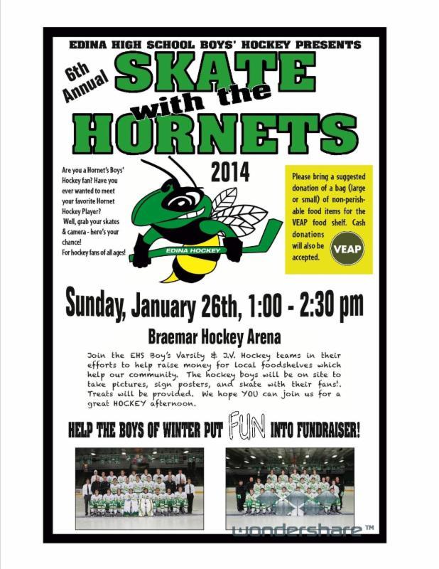 Hornet Headlines January 10, 2014