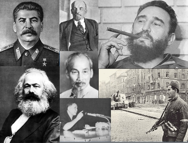 communism under stalin vs mao Communism is an ideology that advocates a classless system in which the means of production are owned communally.