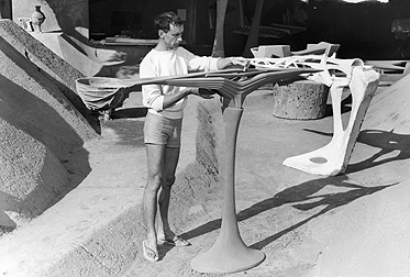 paolo soleri in the 1960s