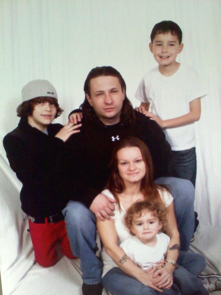 Shelly's Family