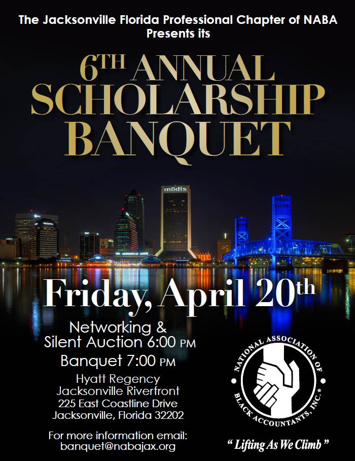 NABA Jacksonville 6th Annual Scholarship Banquet