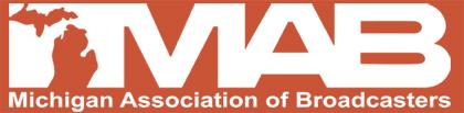 mab logo with orange