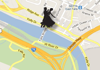 Dance map